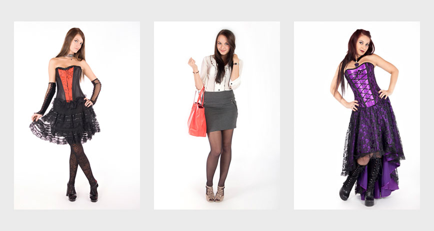Fashion Shooting - Modefotograf - Webshop - Modekollektion fotografieren - Herford